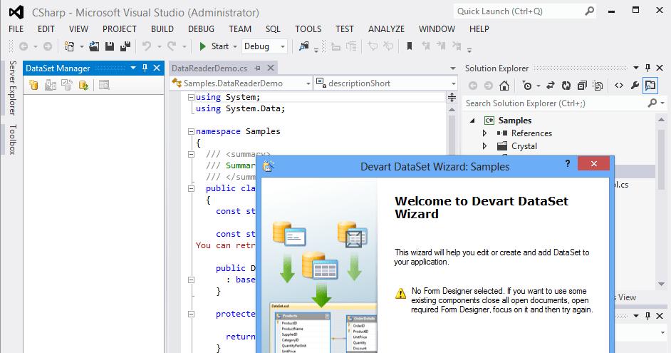 dotConnect for PostgreSQL V7 12 1357