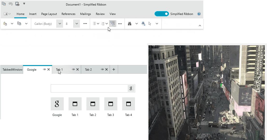 Telerik UI for WPF R2 2019