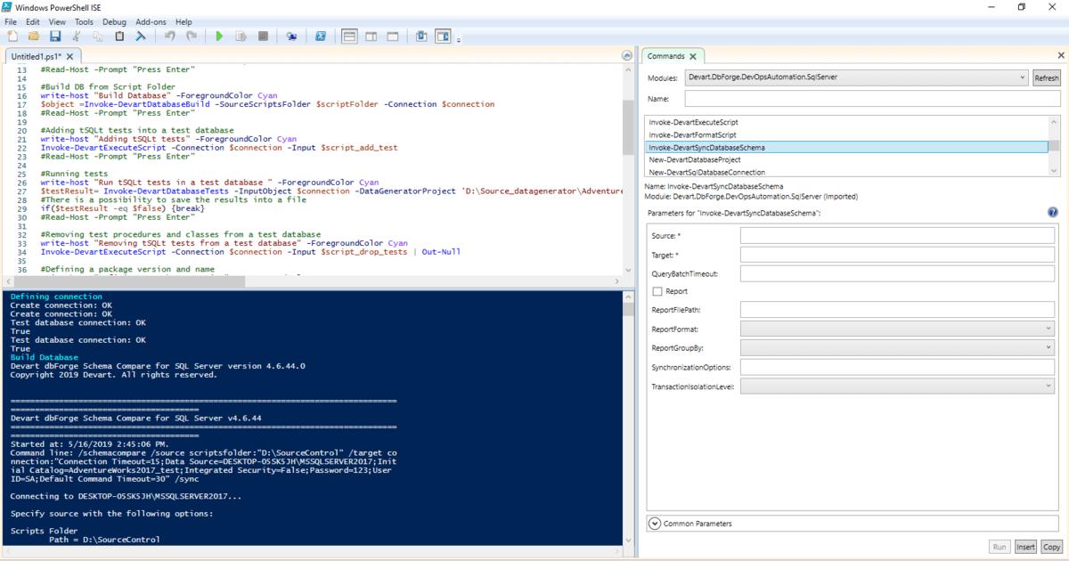 dbForge Developer Bundle for SQL Server 5 7 21