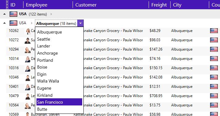 Xceed DataGrid for WPF V6 1