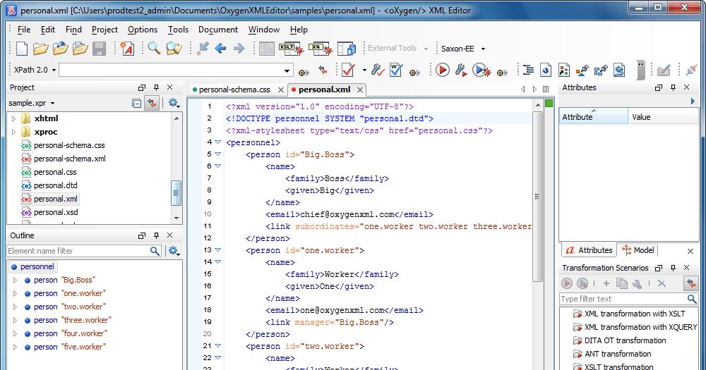 oXygen XML Editor extends EPUB support