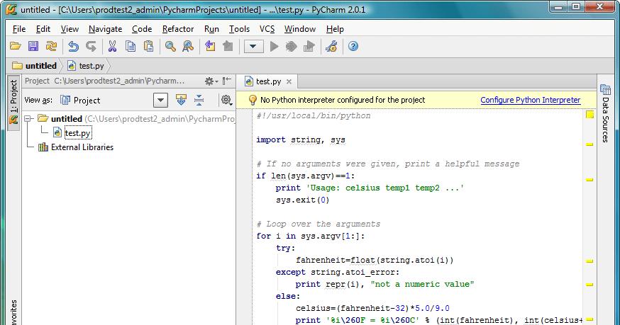 PyCharm adds Diagrams for Python, Django and GAE