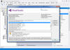 <strong>dotConnect completely supports Visual Studio 2012.</strong><br /><br />