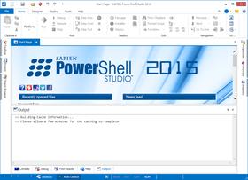PowerShell Studio adds Function Builder