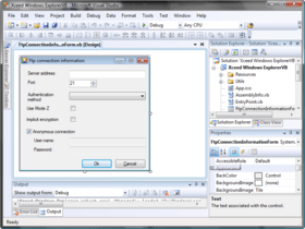 Xceed FTP for .NET V5.7 released
