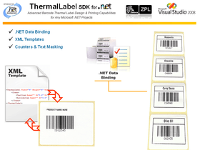 ThermalLabel SDK for .NET 6 released