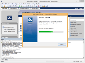 InstallShield 2015 SP1 released