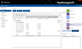 RayManageSoft 10.5 released