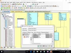 ER/Studio 2016 adds Business Data Objects (BDOs) support