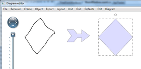 MindFusion.Diagramming for WPF V3.4 adds Free-form Nodes