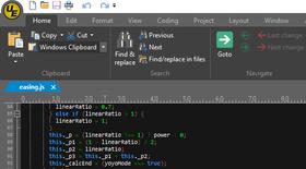 UltraEdit v23 adds New Modern UI
