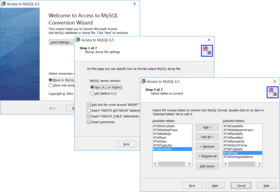 MySQL Migration Toolkit 6.3