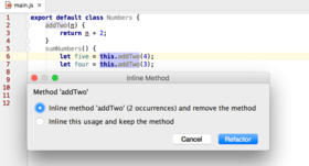 WebStorm 2016.1 released