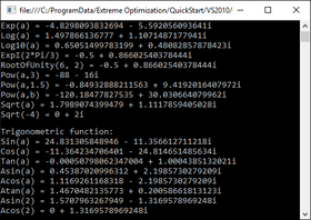 Extreme Optimization Numerical Libraries for .NET 6.0 released