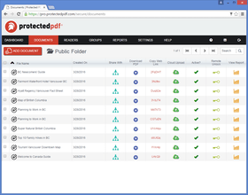 Protectedpdf v6.0 adds Document Analysis