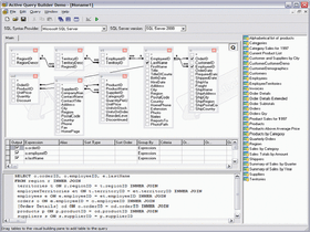 Active Query Builder for ActiveX v1.26.21
