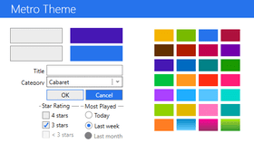 Xceed Pro Themes for WPF V3.0