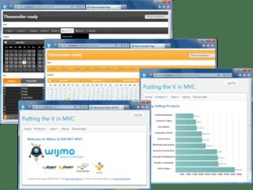 ComponentOne Studio ASP.NET MVC 2016 v2
