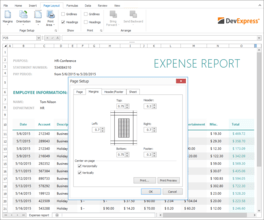 DevExpress WinForms 16.1.5