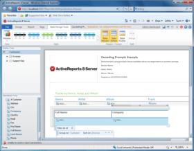 ActiveReports Server 10 Service Pack 2