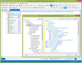 dbForge Query Builder for SQL Server 3.10.14