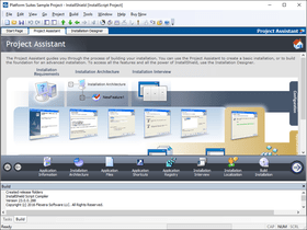 InstallShield Professional 2016