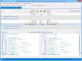 dbForge Schema Compare for MySQL V4.0.20