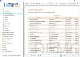 Stimulsoft Reports.Wpf 2016.2