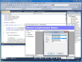LinqConnect V4.5.1080