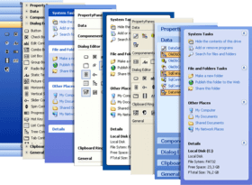 Codejock Task Panel Visual C++ MFC v17.3