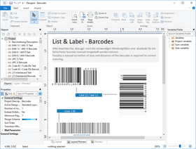 List & Label Enterprise Reporting Edition 22