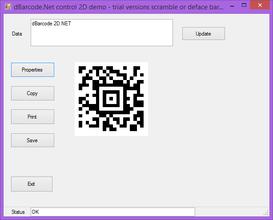 dBarcode.NET 2D Universal v6