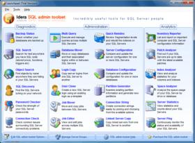 SQL Admin Toolset v1.9