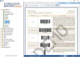 Stimulsoft Reports.Web 2016.3