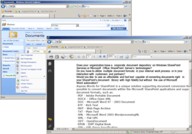 Aspose.Words for SharePoint V16.12.0