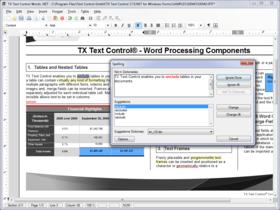 TX Spell .NETperWinForms and ASP.NET 6.0 SP1