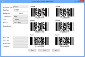 Aspose.BarCode for .NET V17.01