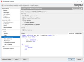 SQL Prompt Pro 7.4