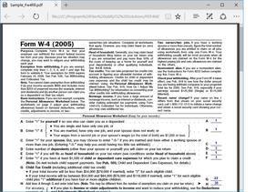 PDF4NET V5.0
