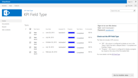 KWizCom KPI Field Type 11.2