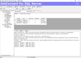dotConnect for SQL Server V2.80.1678