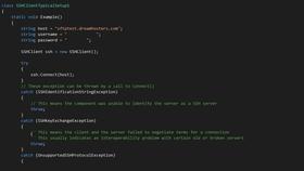 Xceed SFTP for Xamarin V6.2