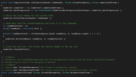 Xceed Real-Time Zip for Xamarin V6.2