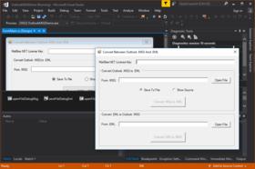 MailBee.NET Outlook Converter v11.0
