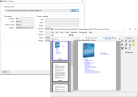 LEADTOOLS PDF Pro v19 (March 2017 Release)