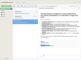 WebMail Pro for PHP v7.7.1