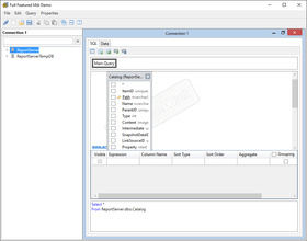 Active Query Builder for .NET WPF v3.3.5