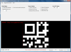 GdPicture.NET QR-Code Reader And Generator Plugin 14