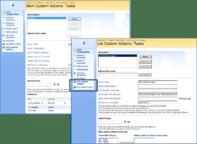 KWizCom Custom Actions v13.3.56