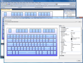 MindFusion.Virtual Keyboard for WinForms 4.4.2